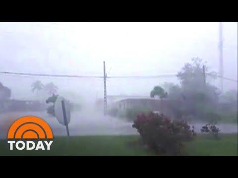 Tropical Storm Elsa Hits Florida Keys As Hurricane Watch Issued
