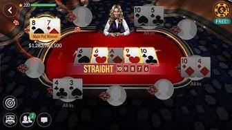 zynga poker cheaters
