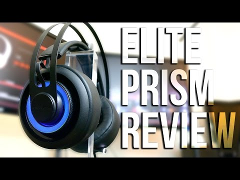 Steelseries Siberia Elite Prism Headset Review & Mic Test