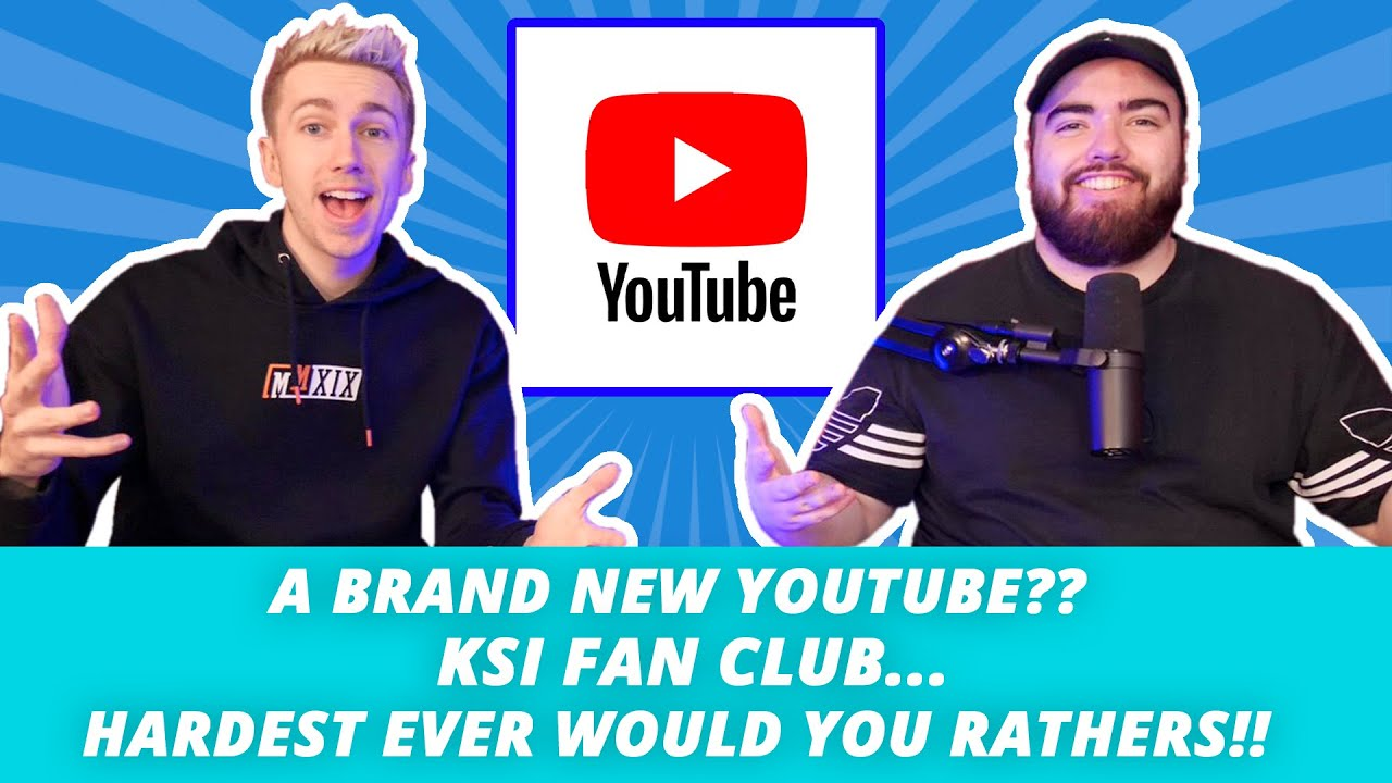 A Whole New YOUTUBE?? - What's Good Podcast Full Episode 63