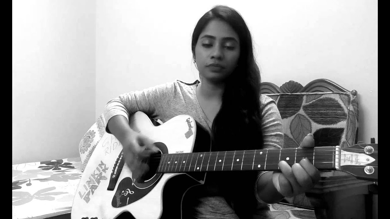 Ei Meghla Dine Ekla Hemanta Mukhopadhyay Cover By Toma Youtube