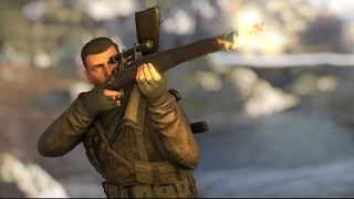 Sniper Elite 4 - Stealth Kills & X-Ray KillCam