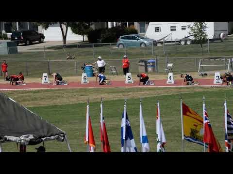 ROYAL CANADIAN LEGION YOUTH NATIONALS 2017 BOYS  Midget 200M