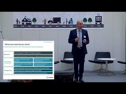 Sustainable Procurement Symposium - Session 3 - Henrik Larsen from A.P Moller Maersk
