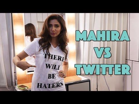 Mahira Khan vs. Twitter | MangoBaaz