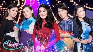 Hoàng Oanh, Như Quỳnh, Phi Nhung, Tam Đoan, MTVân - LK Lẻ Bóng & Ai Cho Tôi Tình Yêu | PBN 123