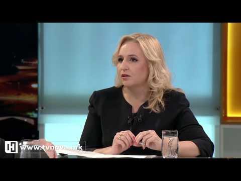 Ѓорге Иванов - Гостин во студиото на ТВ Нова 17.05.2017