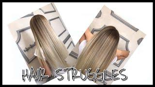 Hair Struggles
