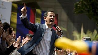 Exclusive Interview: Opposition leader Guaidó on Venezuela's future