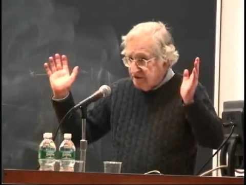 Noam Chomsky - US Terrorism Part 1