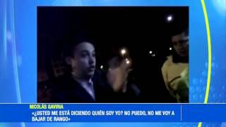 Fiscalía no procesará a Nicolás Gaviria, famoso por 'usted no sabe quién soy yo' 20 agsoto 2015