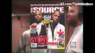 The Game Vs 50 Cent : The Raw Report (2005)