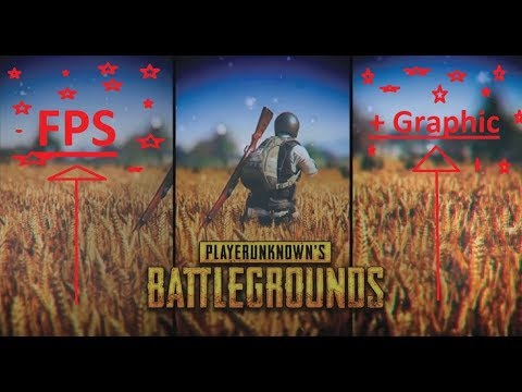 how to get more fps pubg
