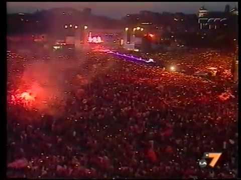 Notte prima degli esami - Circo Massimo Live 2001
