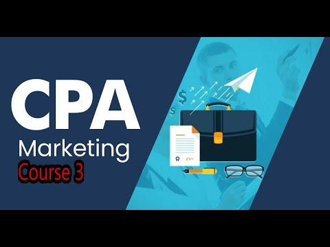 CPA Marketing Course Bangla Tutorial [Course-3] 2019 | Market place Accaunt Creat. thumbnail
