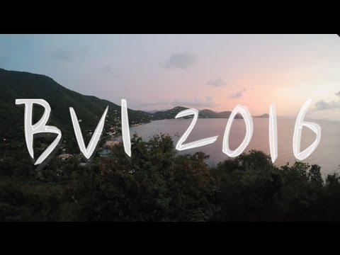 GoPro Hero 4 // Sailing the BVI