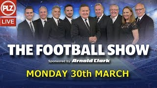 """Stiliyan Petrov """"Now is not the time for rash decisions"""" - The Football Show - Mon 30thh Mar 2020.."""