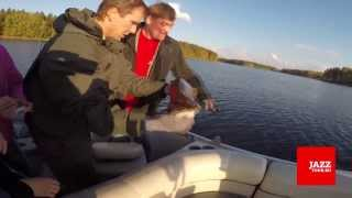 Рыбалка в Финляндии вместе с Джаз тур