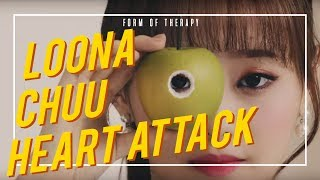 """Producer Reacts to LOONA Chuu """"Heart Attack"""""""
