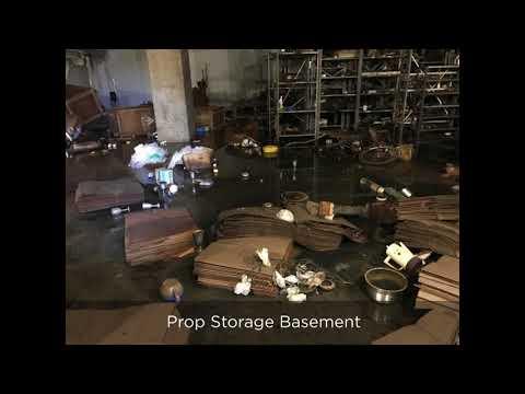 Alley Theatre Hurricane Harvey Video