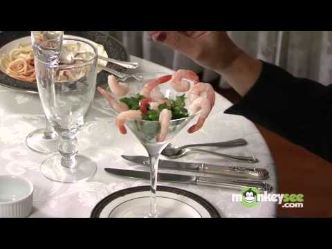 Basic Dining Etiquette - Eating Difficult Foods, video 15 of 16