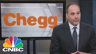 Chegg CEO: Taming The Transition | Mad Money | CNBC