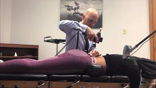 RELAXING Chiropractic Adjustment Machine ASMR COMPILATION