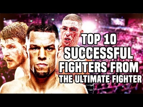 Top 10: Most Successful UFC Fighters From The Ultimate Fighter