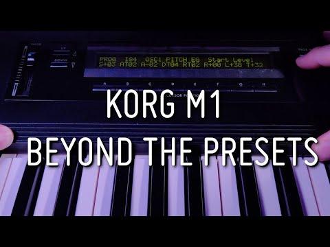 Korg M1: Beyond the presets