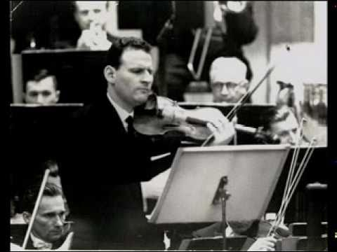 Semyon Snitkovsky Plays Spanish Symphony by Edouard Lalo, Movements 3&4