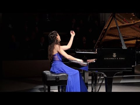 LISZT Paraphrase On Verdi's Rigoletto, Live Concert In Palermo By Stephanie Elbaz