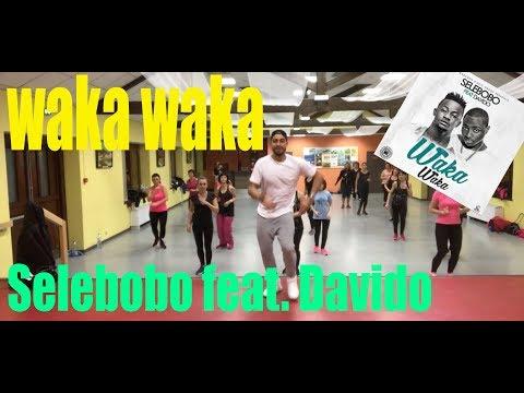 Hakim - ♬♪ Waka Waka (Selebobo feat. Davido)