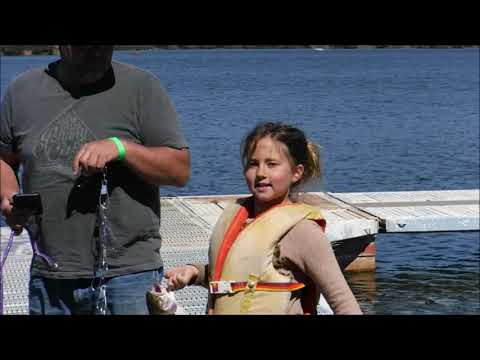 Lake Amador Trout Fishing Tournament, Fish Fights And Prizes With RHA