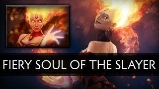 Dota 2 Fiery Soul of the Slayer