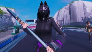7 masked skins face reveal | Fortnite Battle Royale (Season X)