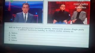 Wielki test o internecie w TVP [☆]