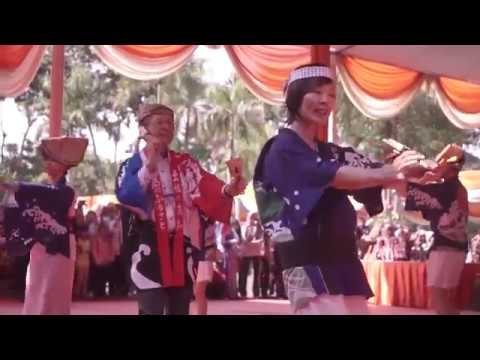 Surabaya Cross Culture International Folk Art Festival 2018