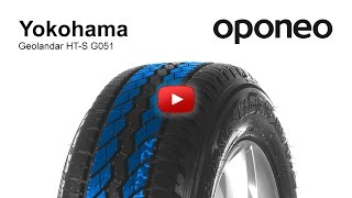 tyre yokohama geolandar h t s g051 summer tyres oponeo
