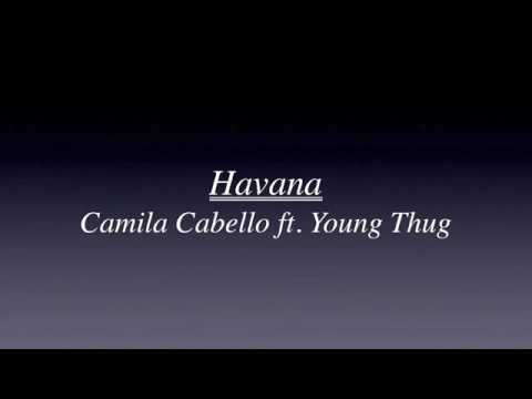 『和訳』Camila Cabello - Havana ft. Young Thug