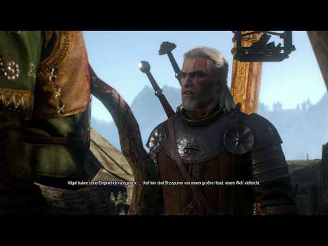 let 39 s play the witcher 3 gameplay german deutsch 124. Black Bedroom Furniture Sets. Home Design Ideas