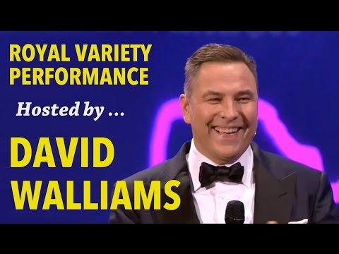 ITV's Royal Variety Performance 2016 | Online Exclusive Clips | David Walliams hosts.