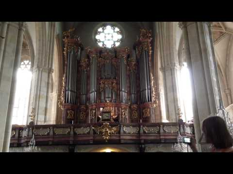 Organ music church  Orgelmusik Kirche Graz