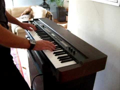 JP's Blues - Trying out the Leslie 3300 with Roland VK7