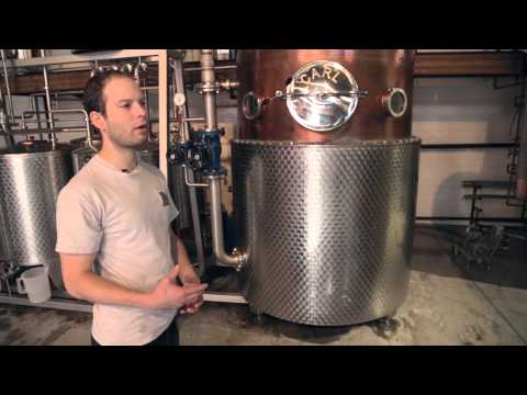 Making Rye Whiskey at New York Distilling Co.