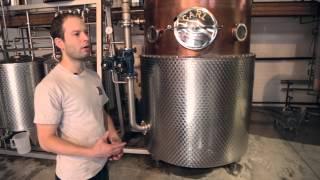Making Rye Whiskey at New York Distilling Co.