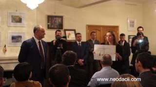 Bruxelles: Întîlnirea președintelui Dodon cu Diaspora