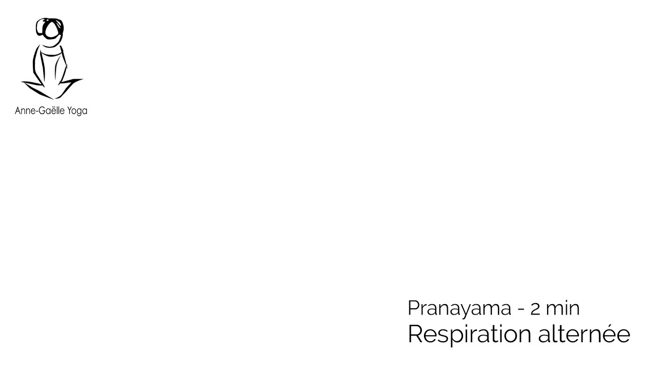 Pranayama Respiration Alternee Youtube