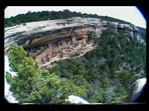 Cliff Dwellings of the Anasazi