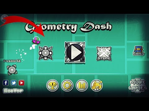 Texture Pack Pasho GD   Geometry Dash 2.1   Android & Steam