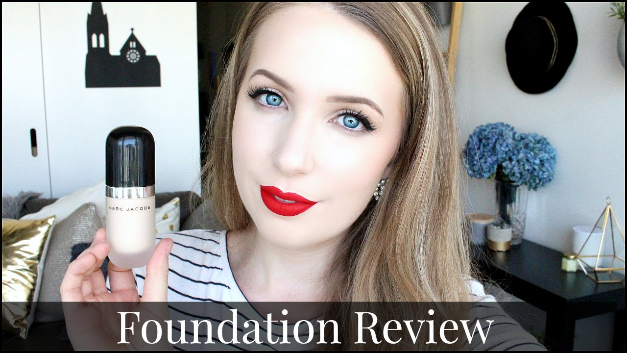 Marc Jacobs Remarcable Foundation Ivory Light First